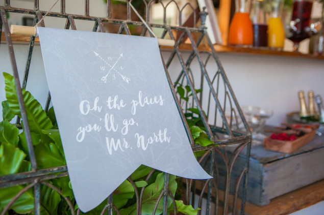 Luckily We Had A Pretty Venue AND Fabulous Vendor Friends To Create A  Perfectly Cara North Baby Shower.